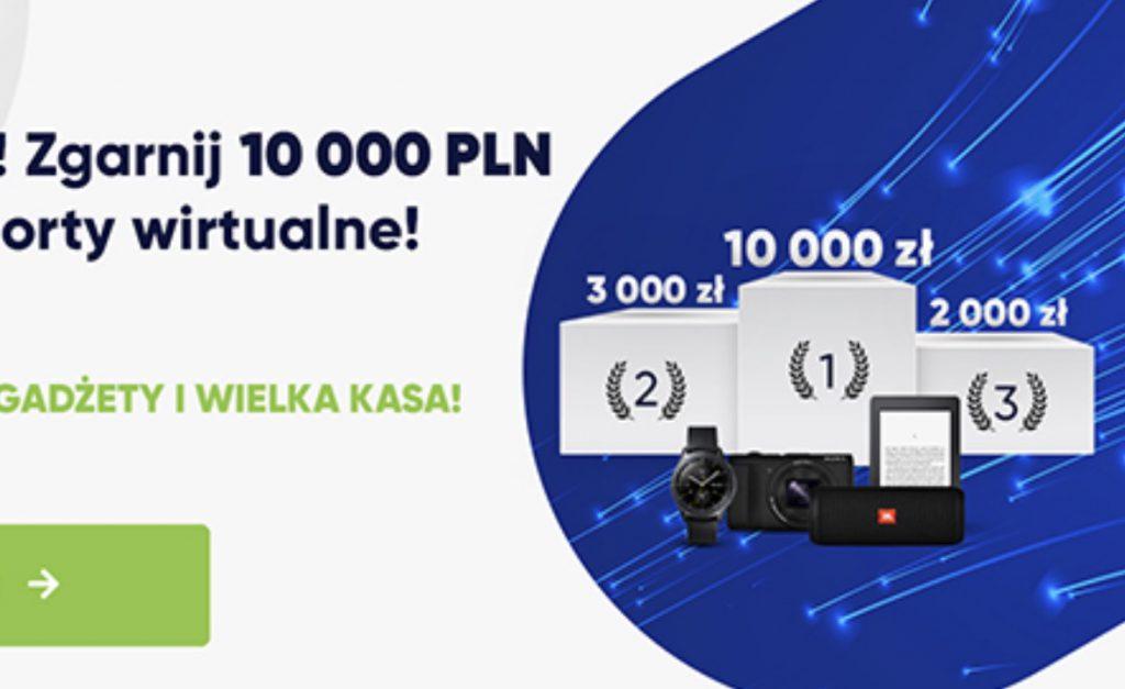 Forbet i konkurs na Wirtualne Sporty. Do wygrania 10.000 PLN!
