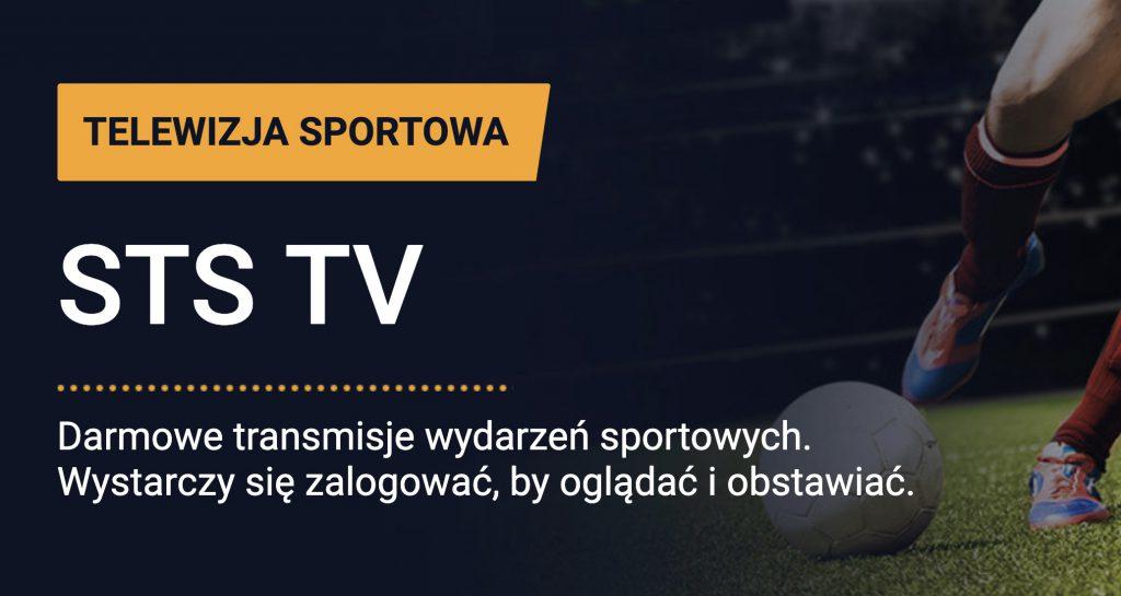 Telewizja Sportowa STS TV. Darmowe mecze online