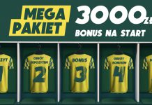 """3000 PLN od bukmachera? Betfan kod promocyjny """"BETONLINE"""""""
