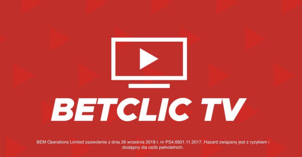 BetClic mecze online. Streamy za darmo - jak oglądać?