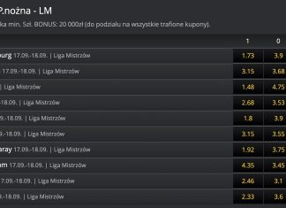 Jesteś ekspertem od Ligi Mistrzów? Fortuna to sprawdzi i da zarobić 20.000 PLN!